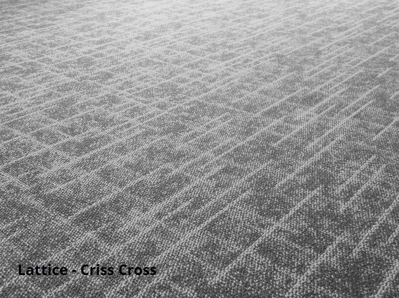 Lattice Criss Cross