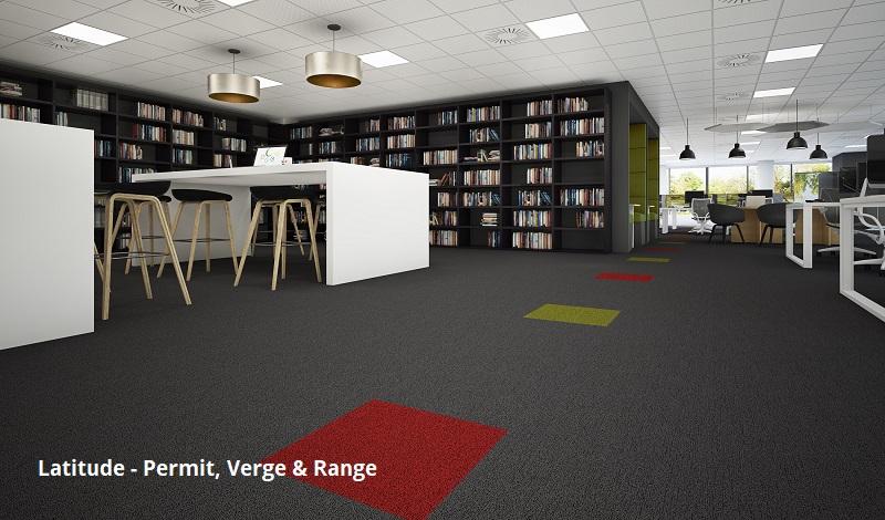 Latitude Permit, Verge & Range